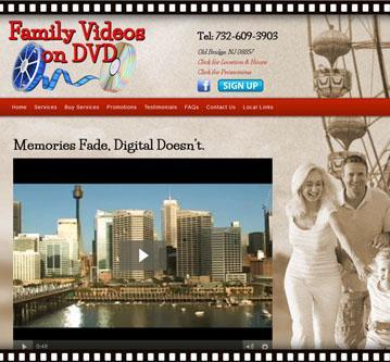Family Video on DVD