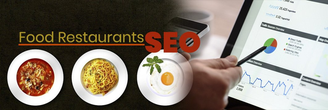Search Engine Optimization SEO for restaurant food by NJYP.com
