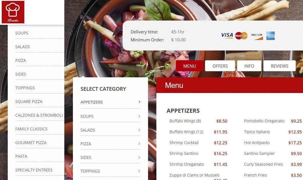 online ordering platform by NJYP.com